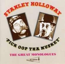 Stanley Holloway: Pick Oop Tha Musket, CD