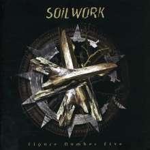 Soilwork: Figure Number Five, CD