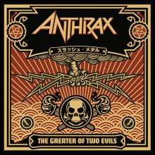 Anthrax: The Greater Of Two Evils, 2 LPs