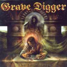 Grave Digger: The Last Supper, CD