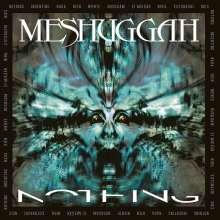 Meshuggah: Nothing, CD
