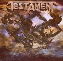 Testament (Metal): The Formation Of Damnation, CD