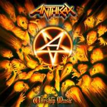 Anthrax: Worship Music (Limited Deluxe Edition), CD