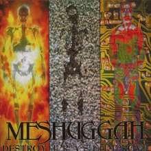 Meshuggah: Destroy Erase Improve - Reloaded (+ Bonus Tracks), CD