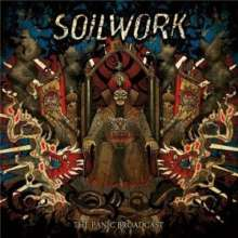 Soilwork: The Panic Broadcast (Limited Edition) (CD + DVD), 1 CD und 1 DVD