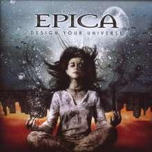 Epica: Design Your Universe, CD