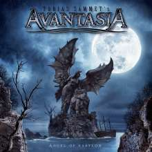 Avantasia: Angel Of Babylon, CD