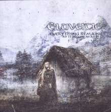 Eluveitie: Everything Remains, CD