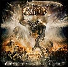 Kreator: Phantom Antichrist (Limited Edition CD + DVD), CD