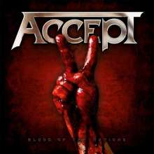 Accept: Blood Of The Nations (180g), 2 LPs