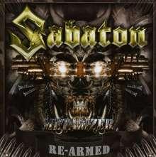 Sabaton: Metalizer, 2 CDs