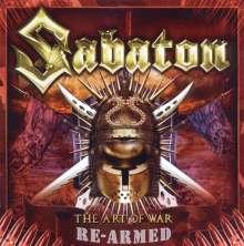 Sabaton: The Art Of War (Re-Armed), CD