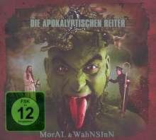 Die Apokalyptischen Reiter: Moral & Wahnsinn (Limited Edition) (CD + DVD), CD