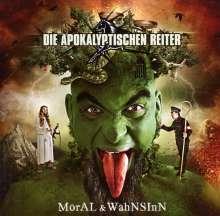 Die Apokalyptischen Reiter: Moral & Wahnsinn, CD