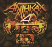 Anthrax: Worship Music (Special Edition), 2 CDs