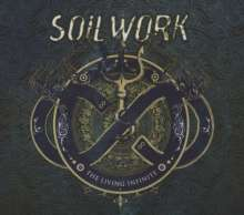 Soilwork: The Living Infinite (Limited Edition), 2 CDs