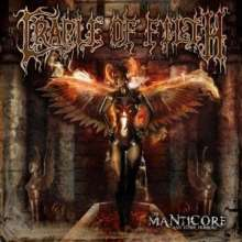Cradle Of Filth: Manticore & Other Horrors, CD