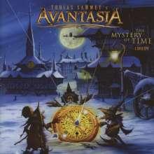Avantasia: The Mystery Of Time, CD