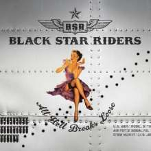 Black Star Riders: All Hell Breaks Loose (180g) (Limited Edition), 4 LPs