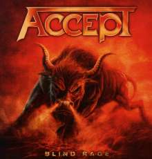 Accept: Blind Rage, 2 LPs