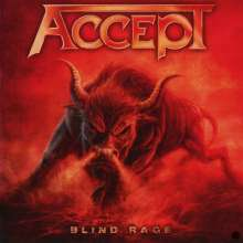 Accept: Blind Rage, CD