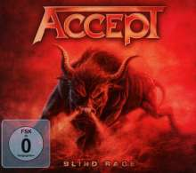 Accept: Blind Rage (Limited Edition) (CD + Blu-ray), 2 CDs