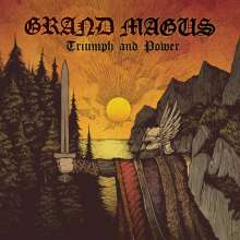 Grand Magus: Triumph And Power, LP