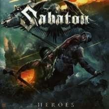Sabaton: Heroes, CD