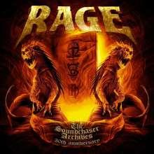 Rage: The Soundchaser Archives: 30th Anniversary (2CD + DVD), 2 CDs und 1 DVD