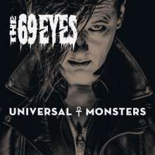 The 69 Eyes: Universal Monsters, CD