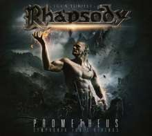 Luca Turilli's Rhapsody: Prometheus - Symphonia Ignis Divinus (Limited Edition), CD