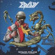 Edguy: Space Police: Defenders Of The Crown, CD