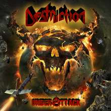 Destruction: Under Attack, CD