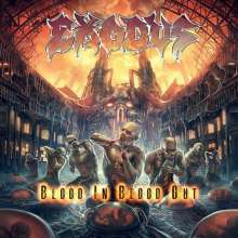 Exodus: Blood In Blood Out, 2 LPs