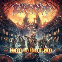 Exodus: Blood In Blood Out, CD