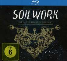 Soilwork: Live In The Heart Of Helsinki (Limited Edition) (Blu-ray + 2 CD), 1 Blu-ray Disc und 2 CDs