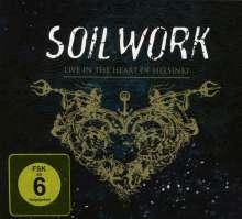 Soilwork: Live In The Heart Of Helsinki (Limited Edition) (2 CDs + DVD), 2 CDs und 1 DVD