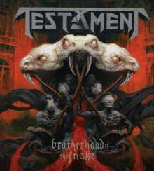 Testament (Metal): Brotherhood Of The Snake (Limited Edition), CD
