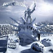 Helloween: My God-Given Right, 2 LPs