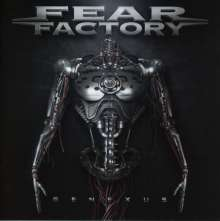 Fear Factory: Genexus, CD