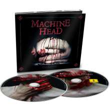 Machine Head: Catharsis (Limited-Edition), 2 CDs