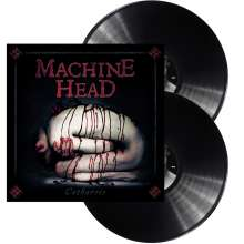 Machine Head: Catharsis (180g) (Limited-Edition), 2 LPs