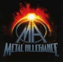 Metal Allegiance: Metal Allegiance, CD