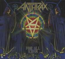 Anthrax: For All Kings (Limited Edition), 2 CDs