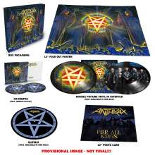 Anthrax: For All Kings (Limited Super Deluxe Box) (Picture Disc), 4 LPs