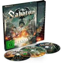 Sabaton: Heroes On Tour: Live 2015, 3 DVDs