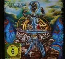 Sepultura: Machine Messiah (Limited Edition), CD