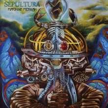 Sepultura: Machine Messiah, CD