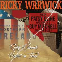 Ricky Warwick: Hearts On Trees - When Patsy Cline Was Crazy (And Guy Mitchell Sang The Blues), 2 LPs
