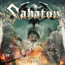 Sabaton: Heroes On Tour: Live 2015, CD